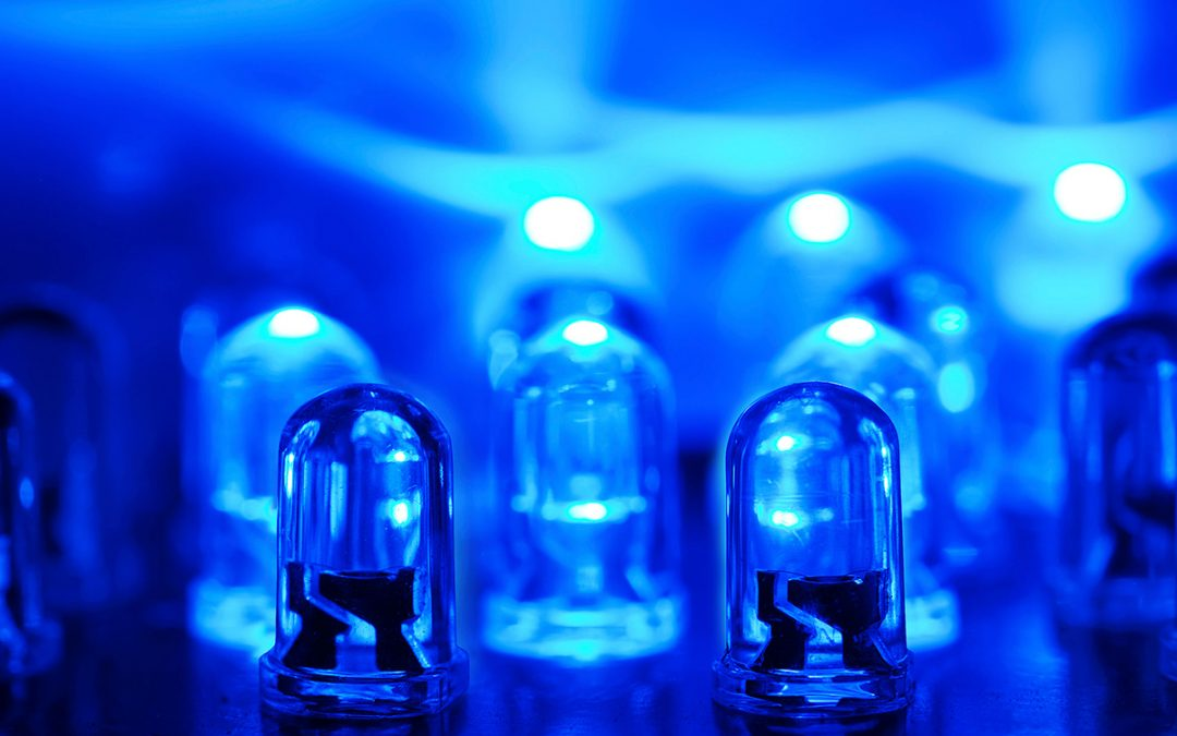 14 PER CENT OF ALL HOUSEHOLD LIGHTING APPLIANCES ARE LED